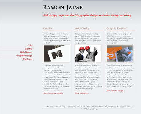 designbyramon.com - Home