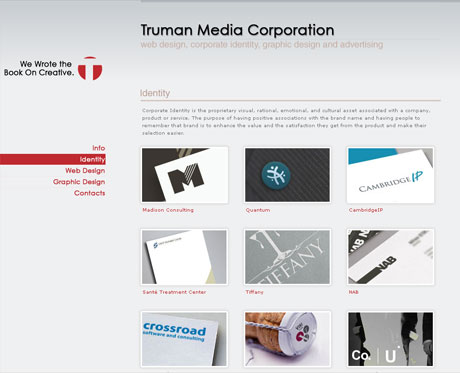 Truman Media Corporation - Our projects