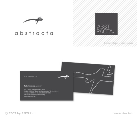 Abstracta Architects - logo