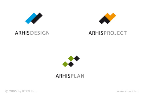 Arhis - logos