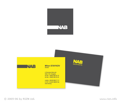 NAB Architects - logo
